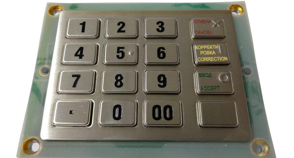 Предлагаем новую линейку крипто-клавиатур