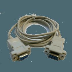 Кабель нульмодемный RS-232 1.8m для подключения диспенсера