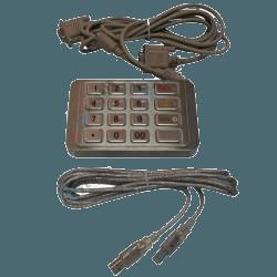 SZZT ZT598L криптованная PIN клавиатура