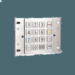 SZZT ZT598M криптованный PIN клавиатура (PCI 2.0)