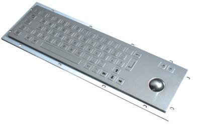 Антивандальная металлическая клавиатура SZZT ZT599B
