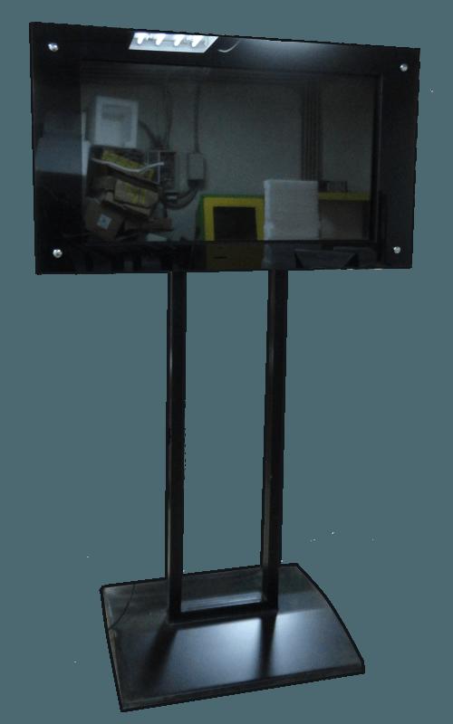 Сенсорный информационный киоск «Инфо 4» для Управления ЗАГС Краснодарского края