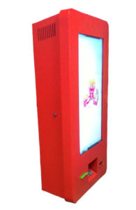 Терминалы для автоматизации  общественного питания в KFC